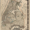 General map of the city of New York, consisting of boroughs of Manhattan, Brooklyn, Bronx, Queens and Richmond: consolidated into one municipality by act of the legislature of the state of New York (Chapter 378 of the laws of 1897) : showing in addition to the existing topographical and characteristic features of the city, a tentative and preliminary plan for a system of streets in those parts of the city consolidated under the above act of the legislature and which had no official street plan prior to 1898