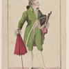 Beaupré, rôle de Prévot du mtre. de danse de La dansomanie, ballet pantomime.