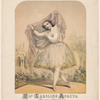 Mlle Caroline Acosta, premier [sic] danseuse from the Royal Opera, Madrid. Lith. of Ch. Hart