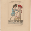 Costumes de Paul, rôle de Joconde et de Mme Anatole, rôle de la comtesse Mathilde, dans Astolphe et Joconde. ballet pantomime, Académie Royale de Musique