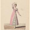Une dame de Ferrare (Mmes. Fanny, Paul) dans La mort du Tasse, opéra en 3 actes.