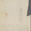 Peabody, Elizabeth P[almer], sister, ALS to. Jul. 23, 1822.