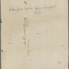 Peabody, Elizabeth P[almer], sister, ALS to. [1822].