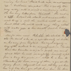 Peabody, Elizabeth P[almer, sister], ALS to. Jun. 11, 1824.