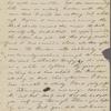 Peabody, Elizabeth P[almer, sister], ALS to. Aug. 4, 1824.