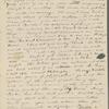 Peabody, [Elizabeth Palmer,] sister, ALS to. Mar. 13, 1825.
