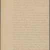 Peabody, Elizabeth P[almer, sister], letter to. [Nov.] 26, [1829]. Copy in recipient's hand.