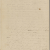 [Peabody], Elizabeth [Palmer, sister], AL (incomplete) to. Sep. 18, 1831.