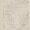[Peabody], Elizabeth [Palmer, sister], ALS to. Jul. 1833.
