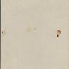 [Peabody], Elizabeth [Palmer, sister], AL to. Nov. 2, 1833.