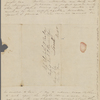 Peabody, Elizabeth P[almer, sister], ALS  to. Jun. 14, [1835?].