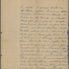Peabody, Elizabeth P[almer, sister], 4 letters and 3 incomplete letters to. Apr. 20-Jun.10, 1838. Copied in recipient's hand.