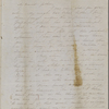 Peabody, Nathaniel, father, ALS to. Mar. 6, 1853.