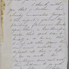 Peabody, Nathaniel, father, ALS to. Apr. 3, 1853.