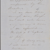 Peabody, Nathaniel, father, ALS to. Mar. 29, [1853].