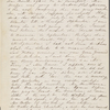[Peabody, Nathaniel,] father, ALS to. Aug. 9, 1853.