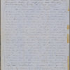 [Peabody, Nathaniel,] father, ALS to. Sep. 29, 1853, with copy of the same, in recipient's hand.