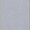 [Peabody, Nathaniel,] father, AL to. Oct. 4-5, 1853, with copy in recipient's hand.