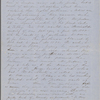 [Peabody, Nathaniel,] father, ALS to. Dec. 6, 1853.