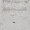 [Peabody, Nathaniel,] father, letter to. Jan. 5, 1854. Copy in recipient's hand.