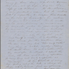[Peabody, Nathaniel,] father, ALS to. Dec. 8, 1853.