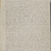 [Peabody, Nathaniel,] father, ALS to. Mar. 12, 1854.