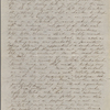 [Peabody, Nathaniel,] father, AL (incomplete) to. May 28, 1854.