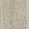Peabody, Nathaniel, father, ALS to. Aug. 18, 1854.