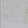 [Peabody, Nathaniel,] father, ALS to. Oct. 3, 1854