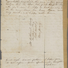 Peabody, Nathaniel, father, ALS (incomplete) to. [Dec. 1854/Jan. 1855?]