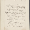 Stoddard, [Charles W.,] ALS to. Aug. 4, 1867.