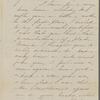 Ticknor, [William D.], ALS to. Sep. 29, 1854.