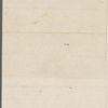 Ticknor, [William D.], ALS to. May 15, [1861].