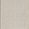 [unknown], Mary, ALS to. Sep. 6, 1868.