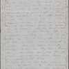[unknown correspondent], AL (incomplete) to. [1848?].