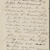 [unknown correspondent], ALS (incomplete) to. [Jun. 1864].