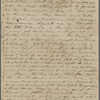 [unknown correspondent], AL (incomplete) to. [1870/71].