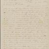 [Chase], Annie, ALS to SAPH. Aug. 23, 1836.