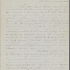 [Chase], Annie, ALS to SAPH. Jul. 30, 1843.
