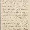 Cushman, Charlotte, ALS to SAPH. Sep. 15, 1855.