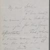[Greene], Anna [B.], ALS to SAPH. Feb. 1851.