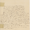 [Haven, Lydia G. Sears], ALS to SAPH, EPP and MTPM. [Nov. 1827].