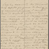 [Haven,] Lydia [G. Sears], ALS to SAPH. [1827/28].