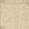 [Haven,] Lydia [G. Sears], ALS to SAPH. Jan. 9-[12, 1831]