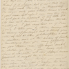 [Haven,] Lydia [G. Sears], ALS to SAPH. Apr. 7 [-8, 1833].