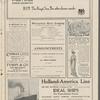 Program from concert at Metropolitan Opera House, New York, Nov. 30, 1909