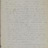 [Peabody,] Elizabeth [Palmer, sister], ALS to. Nov. 11, [1849].