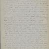 Peabody, Elizabeth P[almer, sister], AL to. Nov. 25, 1849.