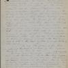 Peabody, Elizabeth [Palmer, sister], ALS to. Dec. 30, 1849 - Jan. 2, 1850.