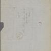 Peabody, Elizabeth [Palmer, sister], ALS to. Jan. 16, 1850.